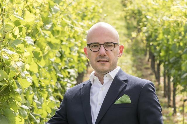 Markgräfler Winzer verlängern Vertrag mit Geschäftsführer Hagen H. Rüdlin