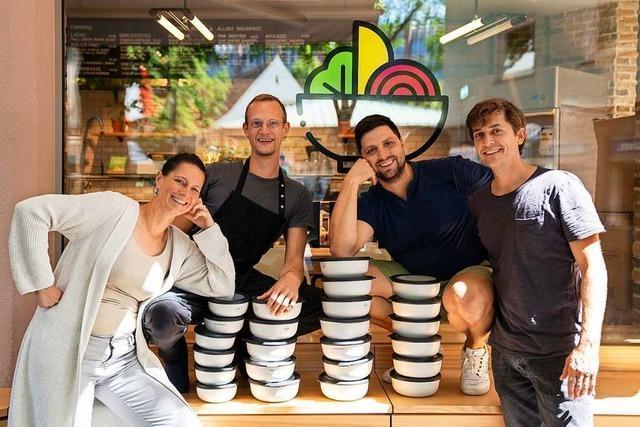 Freiburger Gastronomen starten Mehrwegsystem für To-Go-Schüsseln
