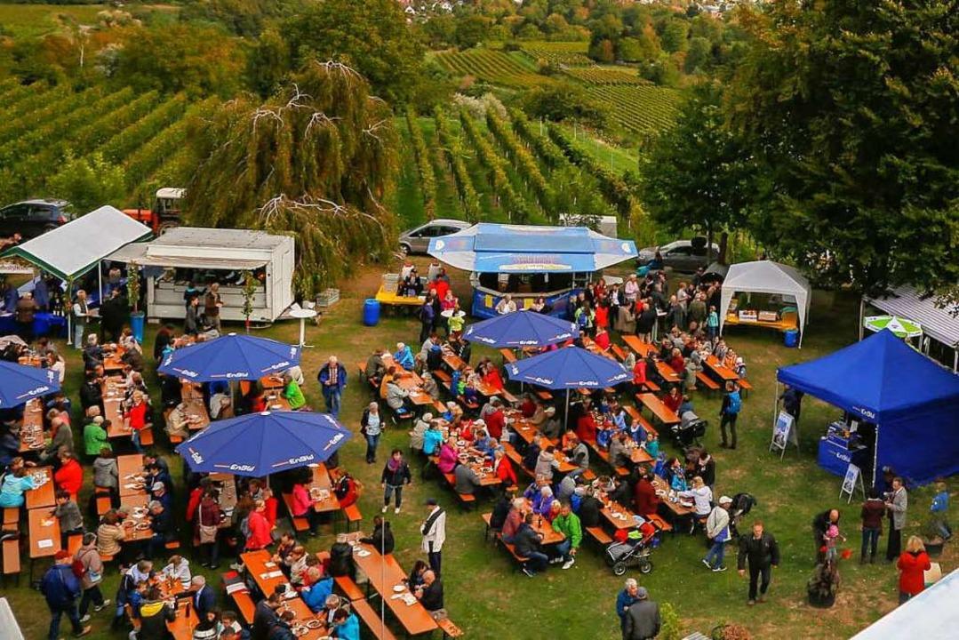 Das Kaiserbergfest – hier ein Fo...ckte jedes Jahr Hunderte Besucher an.   | Foto: Sandra Decoux-Kone