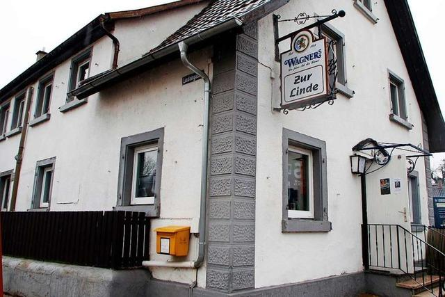 Das Gasthaus Linde in Altenheim muss abgerissen werden