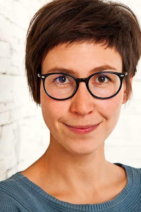 Laura Huber-Eustachi hat während ihres...r dem Bereich Herdenschutz zugeordnet.  | Foto: Privat