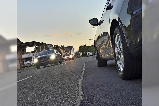 Parkproblem auf der Öflinger Straße?