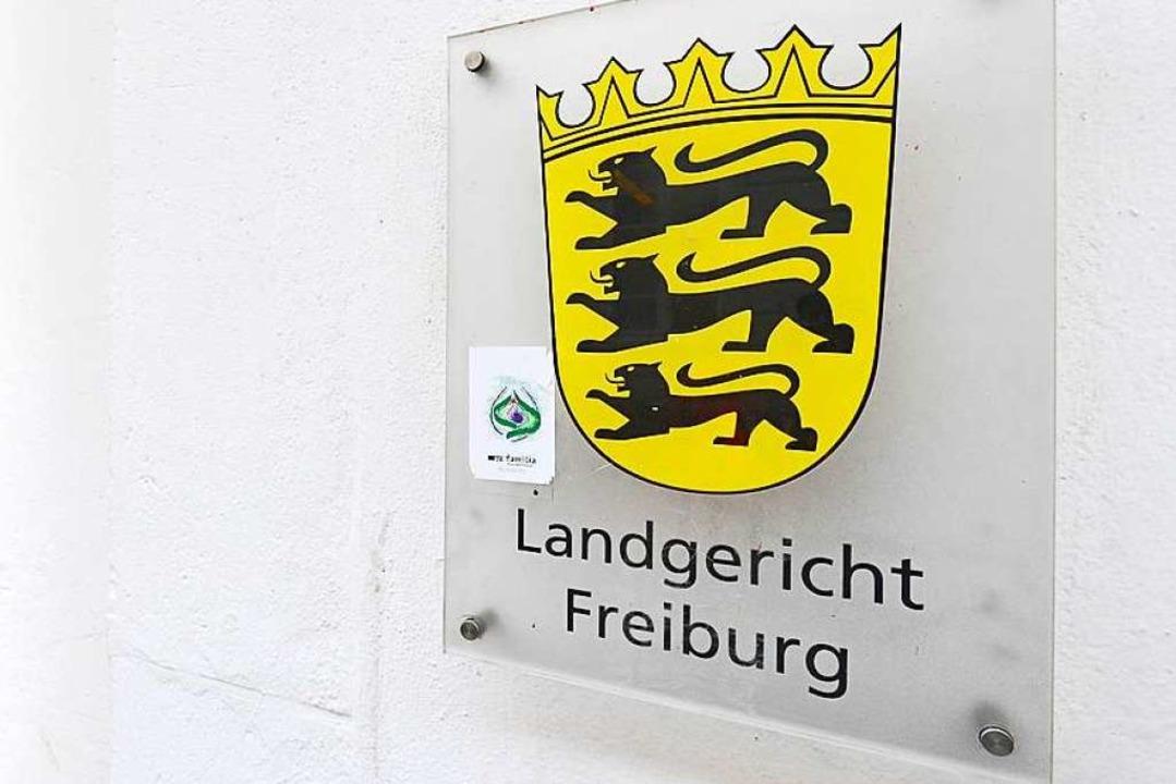 Der Fall des 31-Jährigen wird vor dem ...r Landgericht verhandelt. (Symbolbild)  | Foto: Ingo Schneider