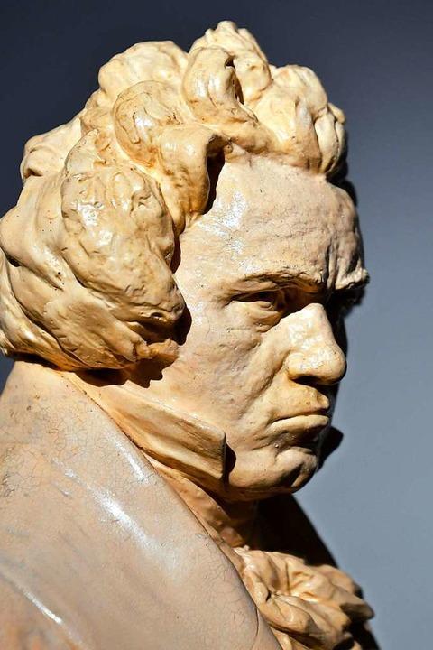 Ludwig van Beethoven  | Foto: Herbert Neubauer (dpa)