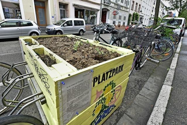 Die Platzpark-Kisten sollen weg
