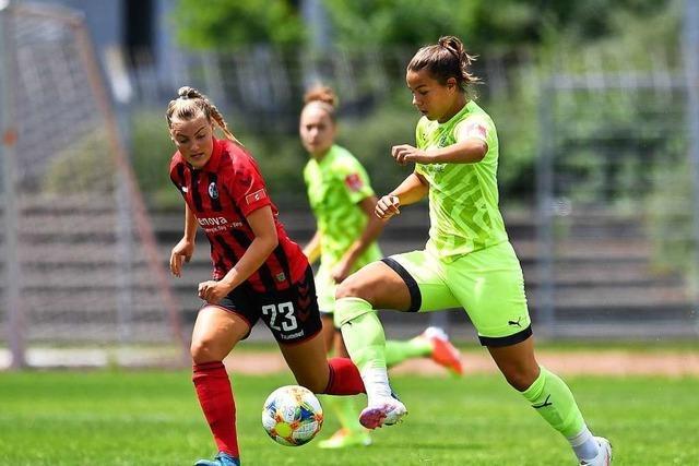 Lena Oberdorf wechselt mit 18 Jahren zum VfL Wolfsburg