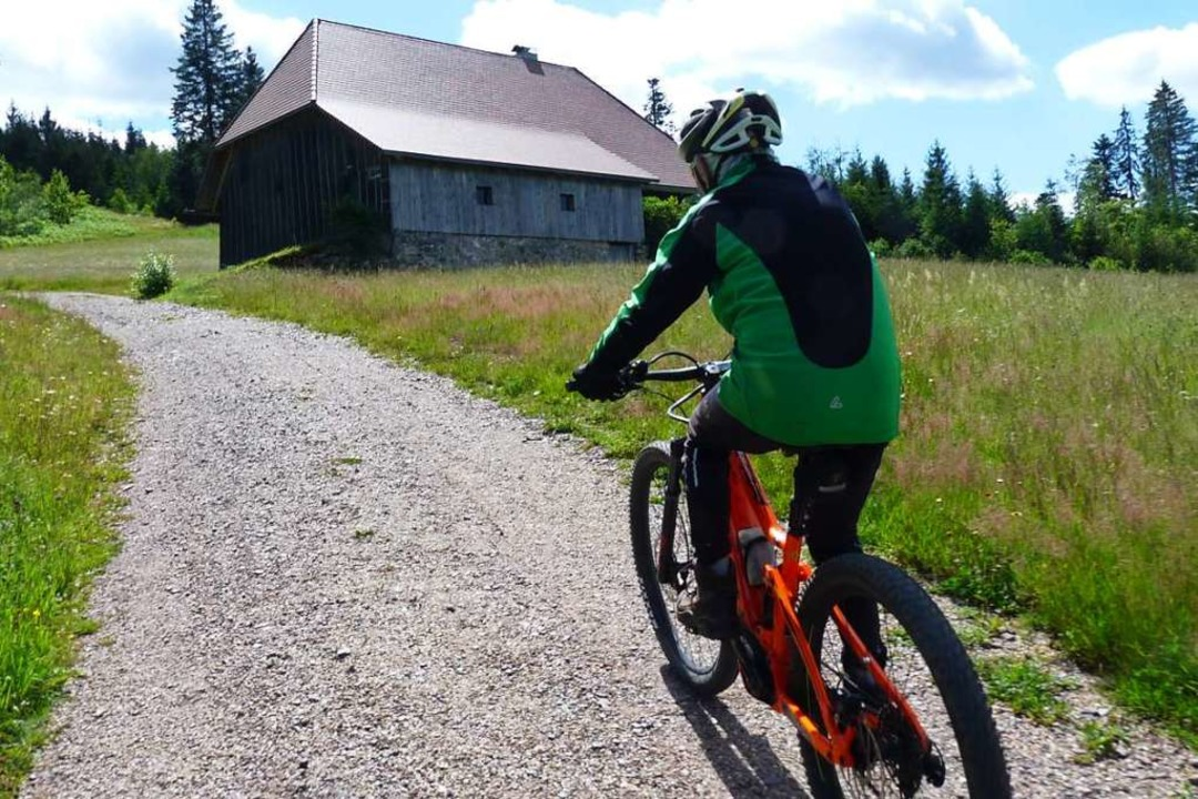 Mächtig Druck auf dem Pedal  | Foto: Johannes Bachmann