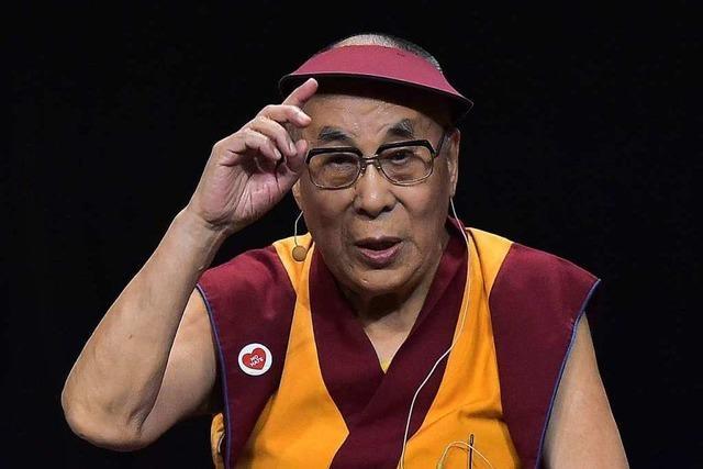 Der Dalai Lama ist ein charismatischer Gegenspieler der Weltmacht China