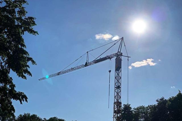 Im Gebiet Bienlestraße West dürfen nun drei Grundstücke bebaut werden