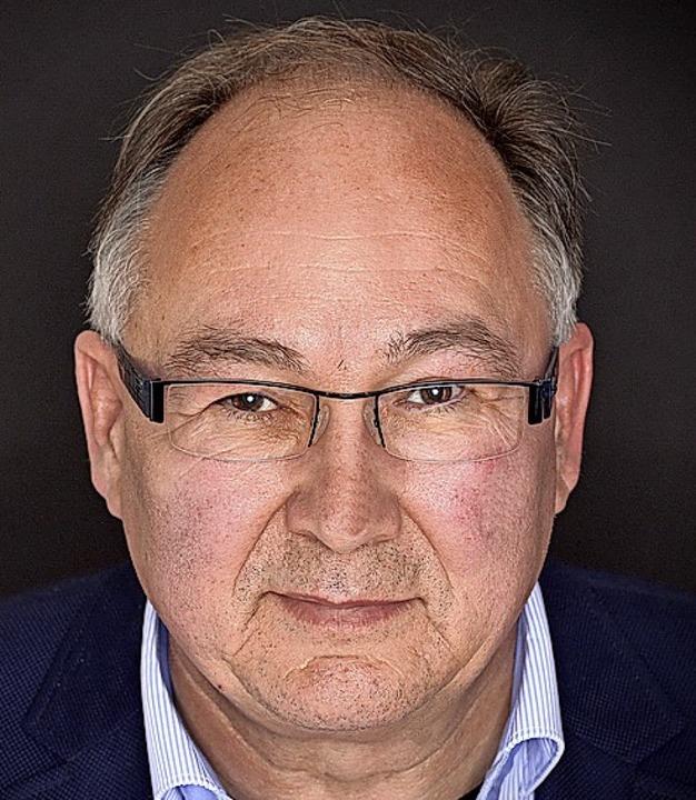 Andreas Wenzlau    Foto: PR / Werner Ritter