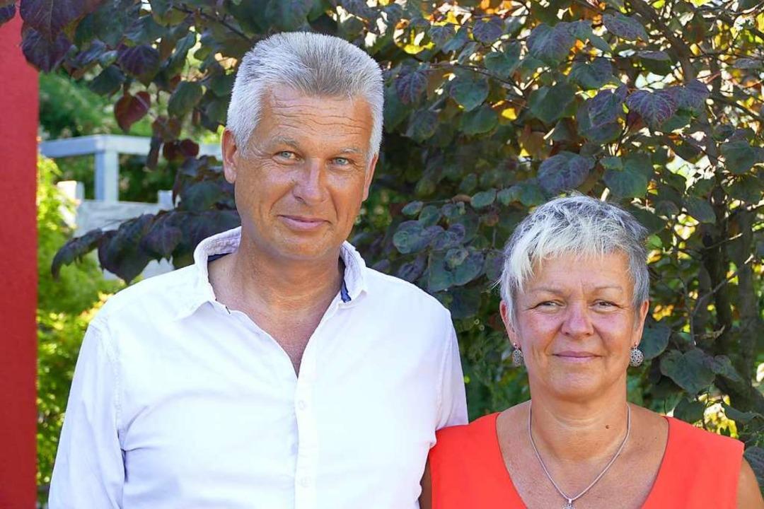 Martin und Dagmar Bahner  | Foto: Verena Pichler