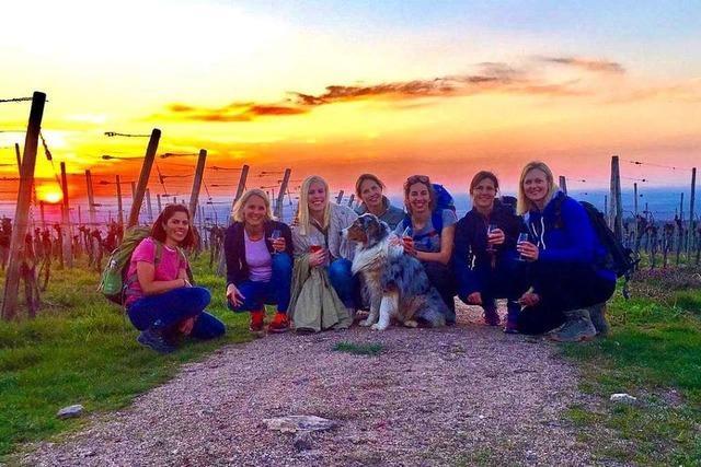 Durbach hat in Krisen-Zeiten ein neues Wein-Event ins Leben gerufen