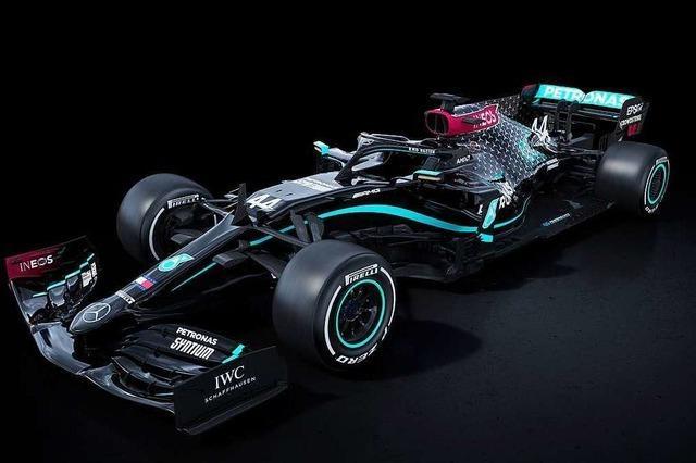Warum Lewis Hamilton mit einem schwarzen