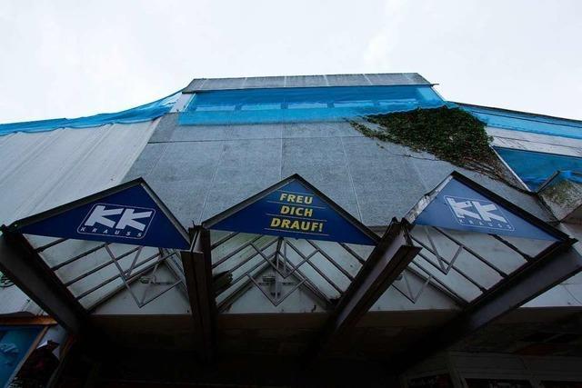 Ex-Konkurrent: Kaufhaus Krauss-Schließung war trauriger Tag