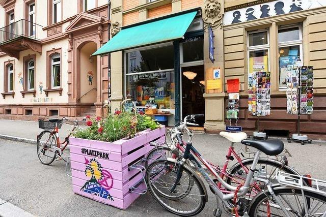 Freiburger Initiative will dem Auto in der Stadt Flächen wegnehmen