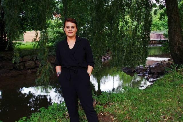 Eine Künstlerin aus Seelbach initiiert eine Ausstellung vor der Glatzenmühle
