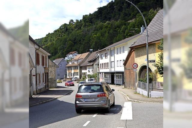 Bebauungsplan für Bereich Oberdorf