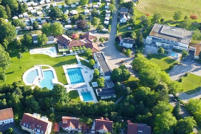 Gemeinderat bleibt bei Beschluss – Dreisambad in Kirchzarten bleibt zu