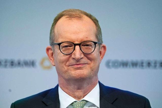 Commerzbank-Spitze wirft hin