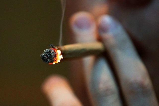 Immer weniger Jugendliche rauchen – Sorge bereitet das Kiffen