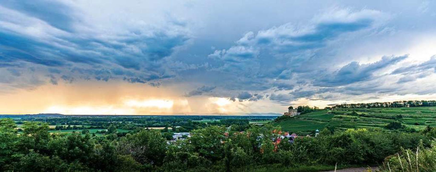 Bedrohliche Wolken  | Foto: HJ VAN AKKEREN