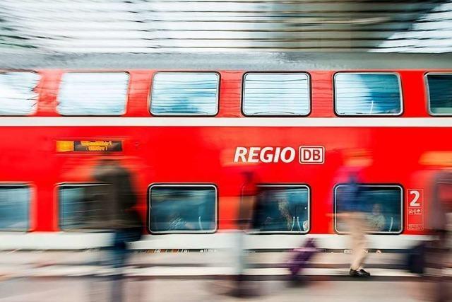 Streit um Doppelstock-Züge für Baden-Württemberg