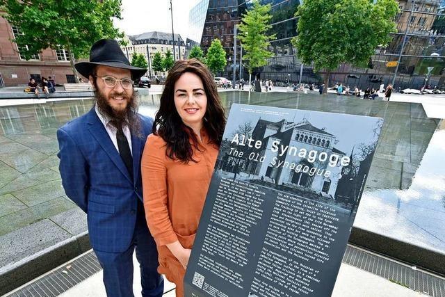 Von New York nach Freiburg – Jüdisches Ehepaar entdeckt zufällig familiäre Wurzeln