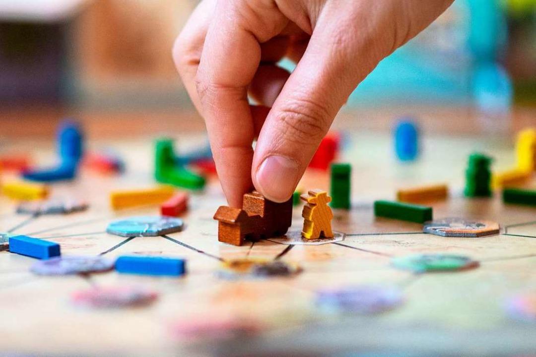 Spielen macht Spaß.  | Foto: Marius Becker