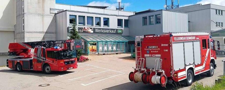 Brandmeldeanlage löst Feuerwehreinsatz aus