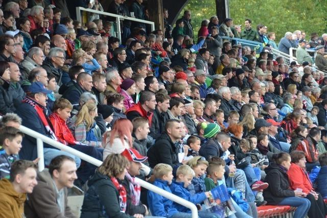 Öffentlichkeit bleibt außen vor beim Pokalhalbfinale des SC Lahr im August
