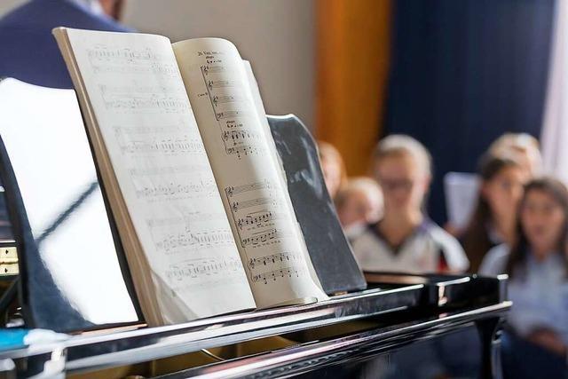 76-jährige Neustädterin findet in der Corona-Krise Halt in der Musik
