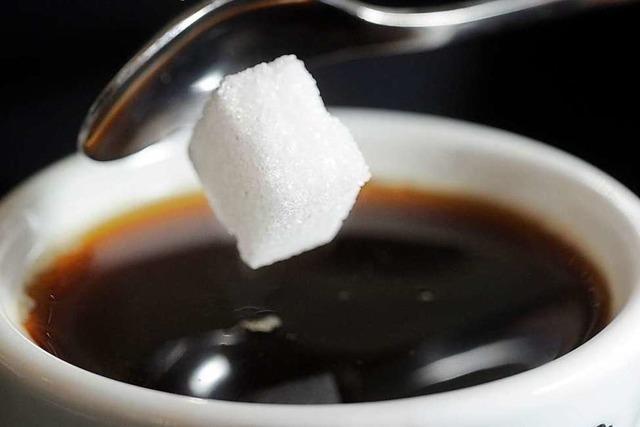 Ein Ziel ist eine Zuckersteuer für Deutschland