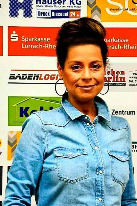 """""""Primär geht es um die Haftungsf...;, sagt TuS-Sportchefin Nicole Oswald.    Foto: Privat"""