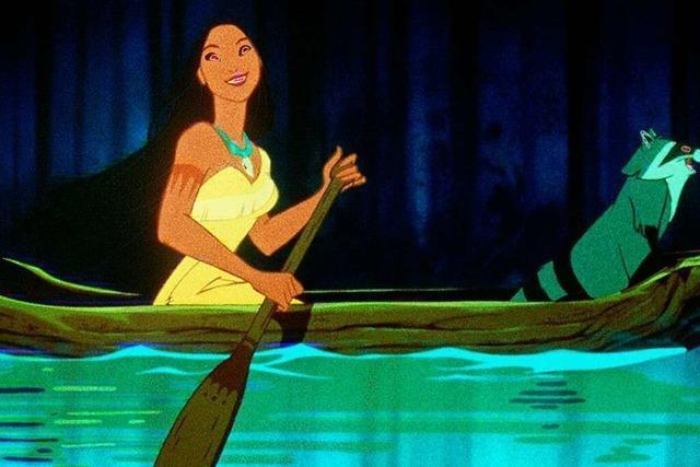 Wer war Pocahontas?