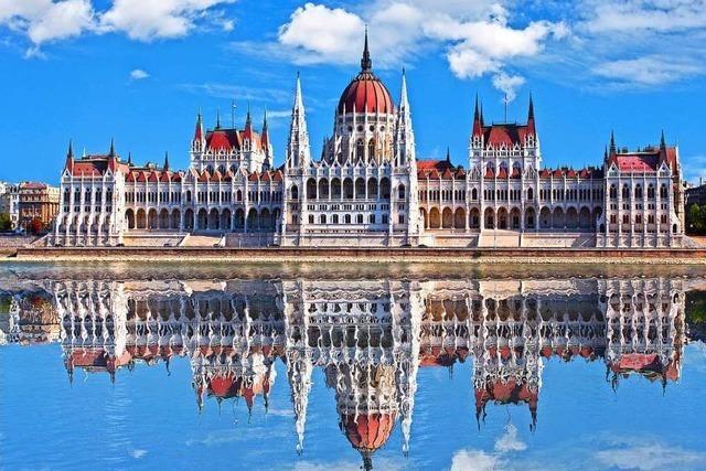 Genießen Sie eine Donauschiffsreise von Passau nach Budapest!