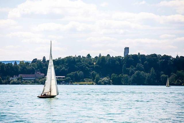 Badeunfall im Bodensee – Frau rettet Schwimmer das Leben