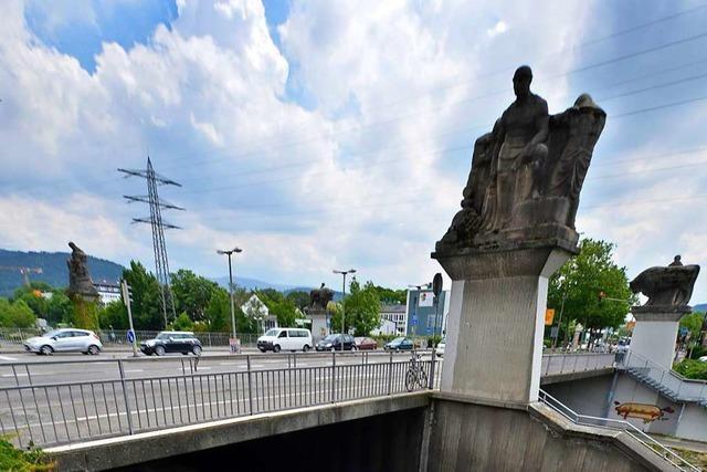 Überprüfung von Brücken in Freiburg führt zu Fahrbahnsperrungen