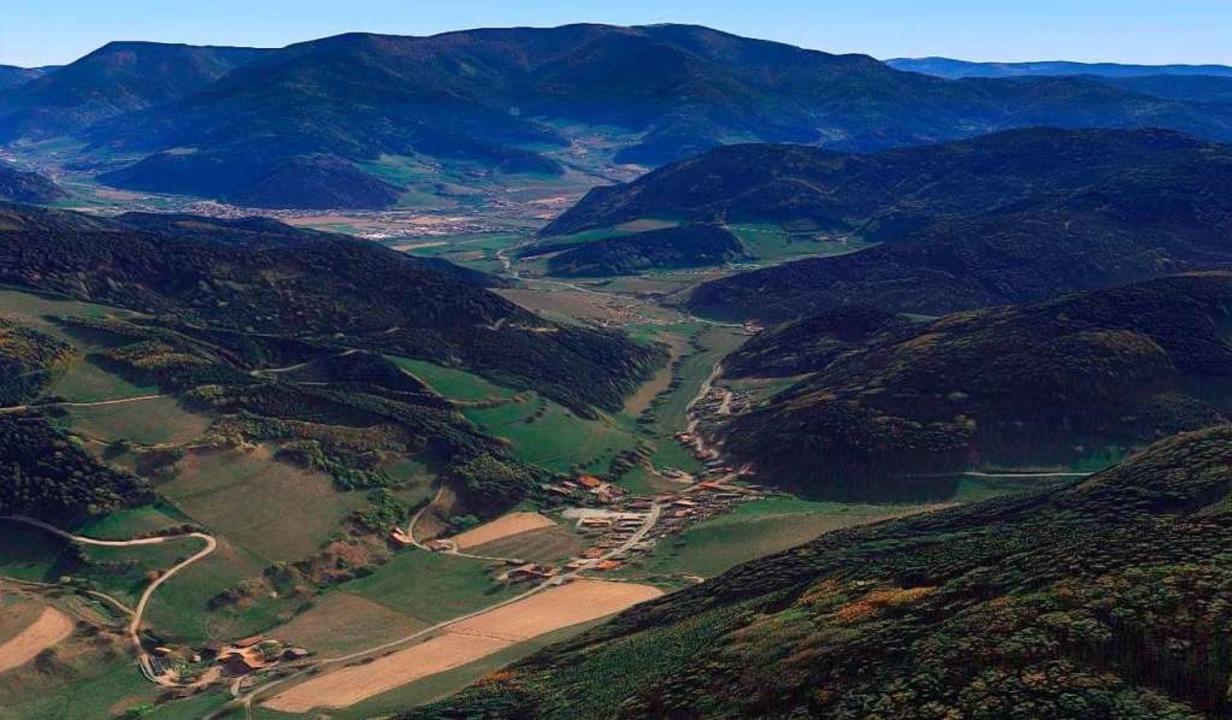 Virtueller Blick auf Siegelau  | Foto: Google Maps
