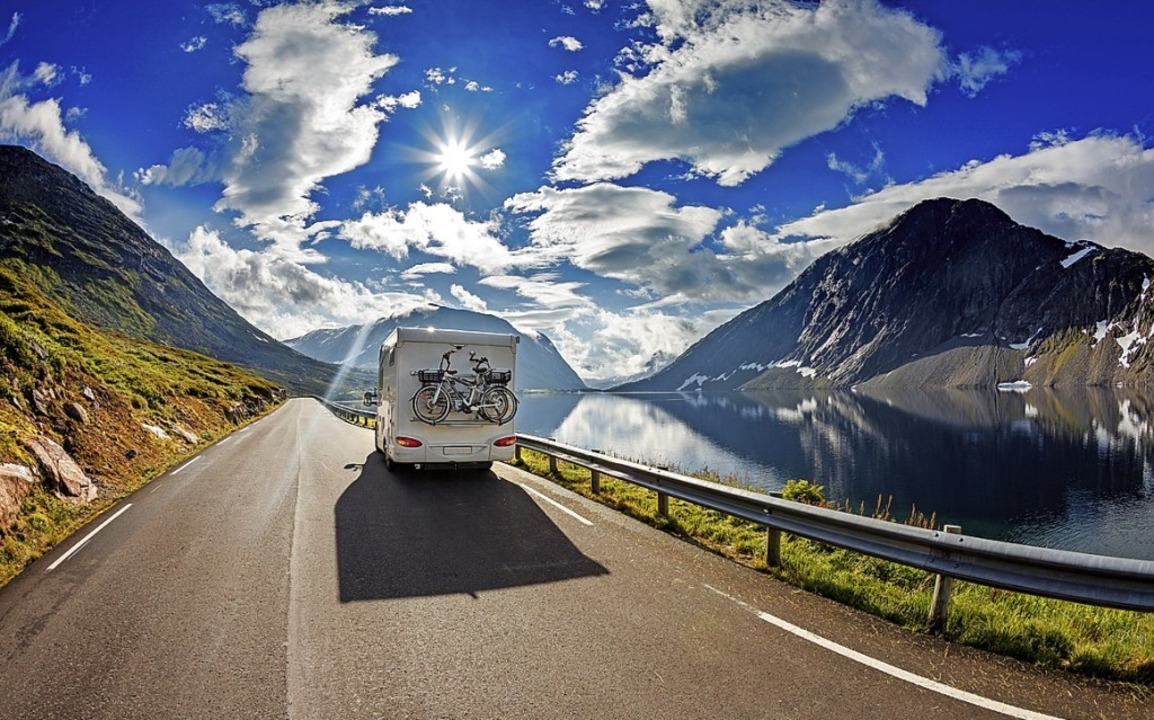 Urlaub mit dem Wohnmobil liegt im Trend.  | Foto: Andrey Armyagov (fotolia/Promotor)