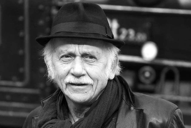 Ein Original weniger – Der Schauspieler Tilo Prückner ist tot