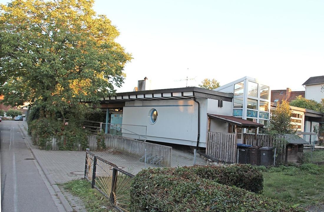 Auf dem Gelände des ehemaligen Kinderg...nmöglichkeiten für Senioren entstehen.  | Foto: Mario Schöneberg