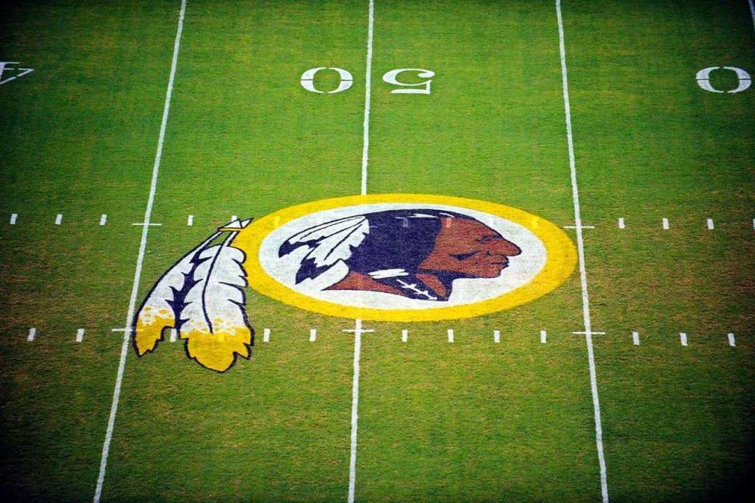 Das Logo der Redskins  | Foto: Nick Wass