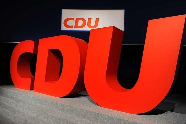 Jeder Bewerber um die CDU-Landtagskandidatur hat seine Schwachstelle