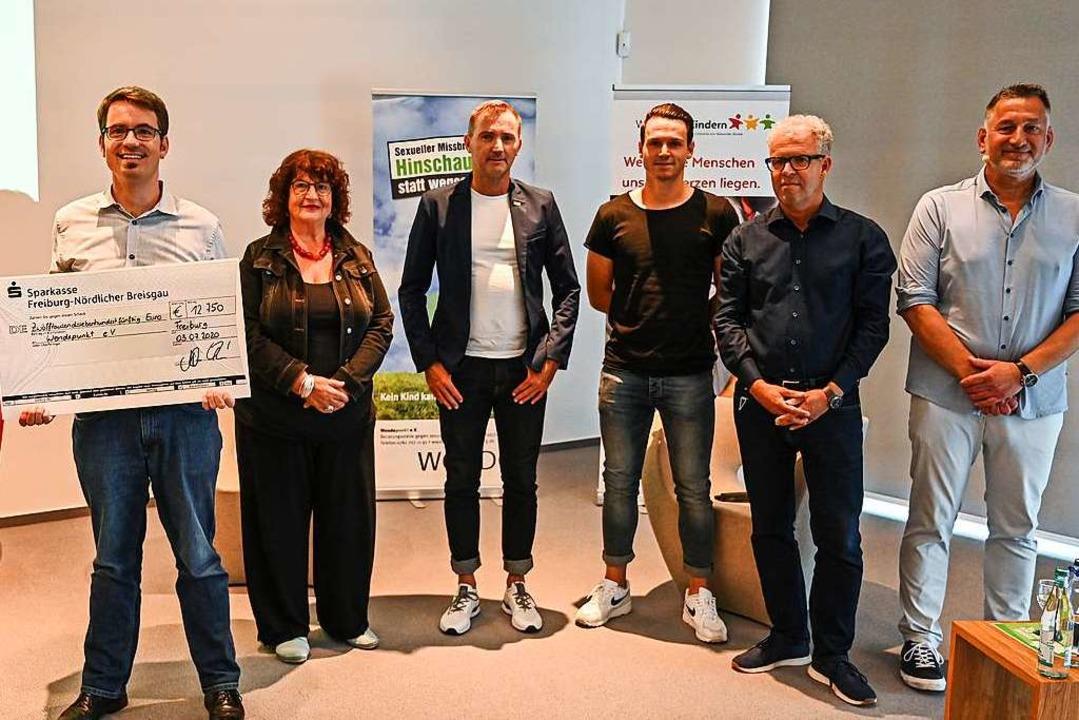 Gemeinsam gegen Missbrauch  | Foto: Achim Keller