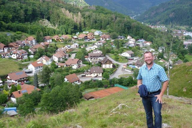 Von der Weide ins Rathaus – Manfred Knobel will Bürgermeister werden