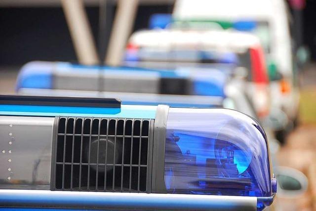 Nach Lkw-Unfall Nordfahrbahn der A 5 bei Appenweier gesperrt