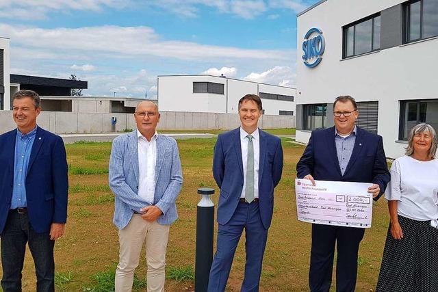Sensorbauer Siko feiert Eröffnung des neuen Werks in Bad Krozingen