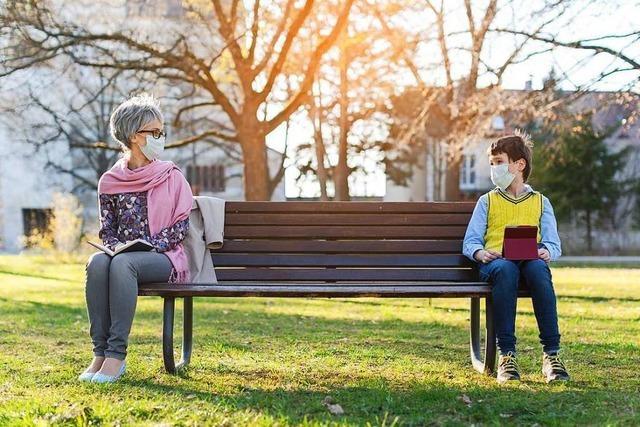 Die Pandemie zeigt, wie wichtig gute Großeltern-Enkel-Beziehungen sind