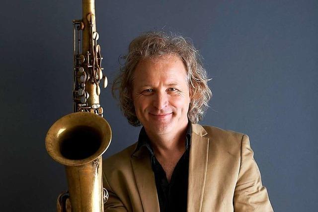 Peter Lehel Quartett beim Jazzkongress im Schützen