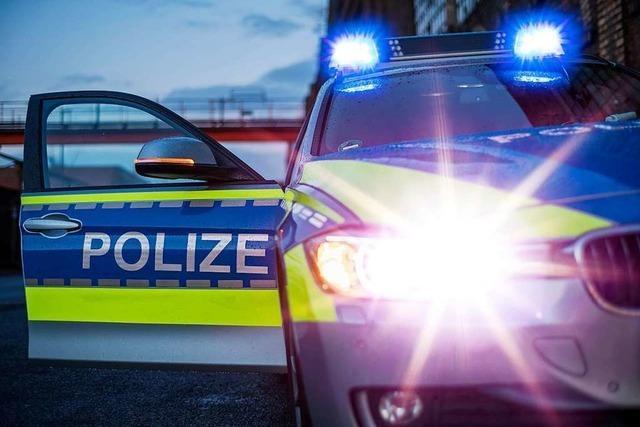18-Jähriger beleidigt in Freiburg Polizisten und uriniert in Polizeiauto